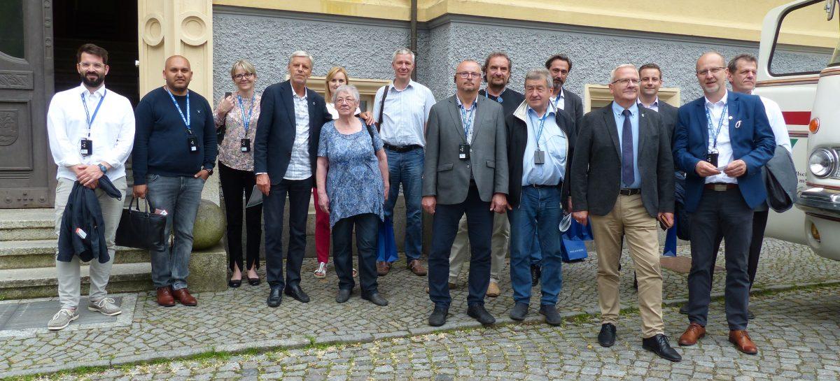 tschechische delegation