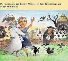 Buchlesung mit Gertrud Winzer - Čitanje z Gertrud Winzerowej