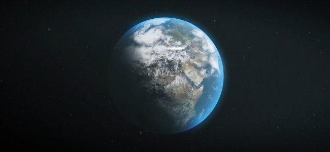 blauer planet