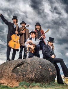The ABERLOUR'S – Celtic Folk'n'Beat