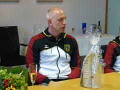 Bundestrainer Igor Blintsov
