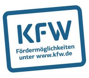 KFW Förderbutton
