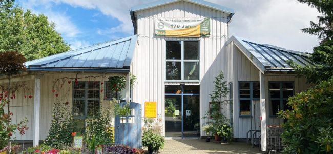 Baumschule Kmetsch (Eingangsbereich)