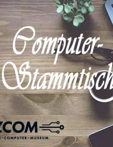 Offener Computer-Stammtisch - Historische Rechentechnik umfassend erklärt II