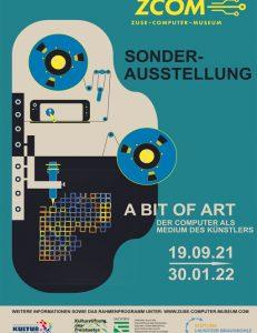 Sonderausstellung: A BIT of ART - Der Computer als Medium des Künstlers