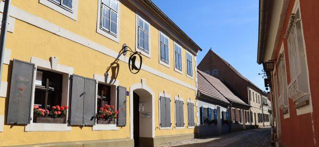 Foto vom Haus Lange Straße 1
